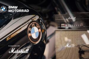 BMW se asocia con Marshall