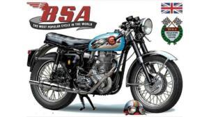 BSA vuelve de la mano de Mahindra
