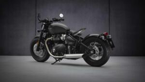 Triumph actualiza su línea de Modern Classics