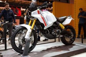 Prototipo Ducati DesertX