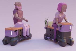 TOD, diseño ganador del Ford Fund Mobility Challenge