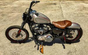 Harley 'Rusty Rush'