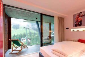 Hotel Al Plan: habitaciones temáticas con sabor a moto