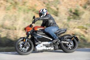 LiveWire, las motos eléctricas de Harley-Davidson