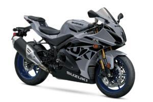 Suzuki GSX-R1000R 2022 gris