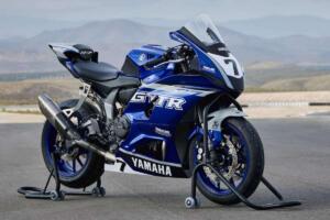 Así es la nueva Yamaha R7 RACE 2022