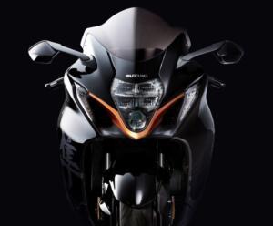 La Suzuki Hayabusa 2021, en imágenes