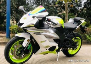 Esta 'nueva' Yamaha R6 clonada en realidad se denomina Huaying Mojian 500