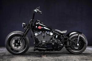 Harley-Davidson Zoso Blood No. 2